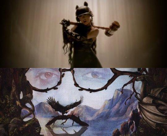 Musicalement, en 2018, Madonna a collaboré à 2 projets: elle a enregistré un caméo vocal pour le clip God is a Woman d'Ariana Grande et on la retrouve en featuring avec Cardi B sur Champagne Rosé de Quavo http://news.madonnatribe.com/fr/2018/dieu-est-une-femme/… http://news.madonnatribe.com/fr/2018/champagne-rose/… #TBT #Madonna2018