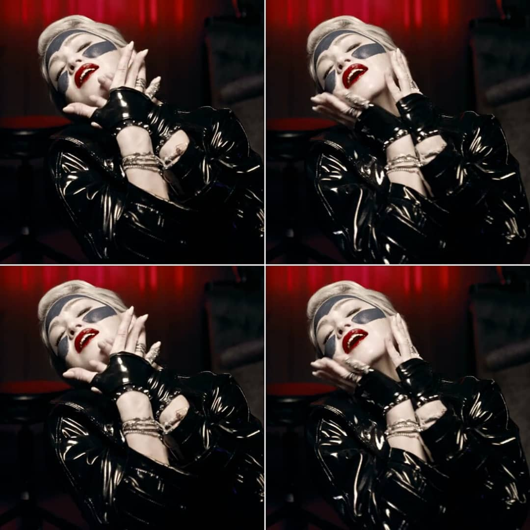 Throughout 2018, Madonna kept promoting her skin care line #MDNASkin with interviews, an appearance at Barneys Beverly Hills in March and commercials filmed by Steven Klein http://news.madonnatribe.com/en/2018/madonna-wants-to-change-the-way-we-talk-about-women-ageing/… http://news.madonnatribe.com/en/2018/give-me-some-savage-viscerality/… #TBT #Madonna2018
