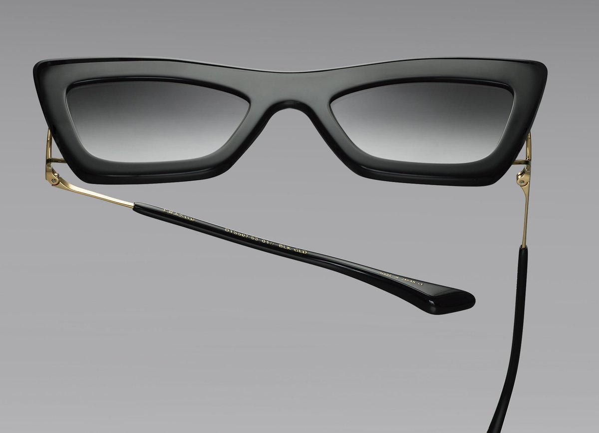 799e3d18418a ... to the current of optimism that permeated the 1950s  its modified  cat-eye shape instantly summons the 3D glasses of theater patrons   DITAeyewear ...