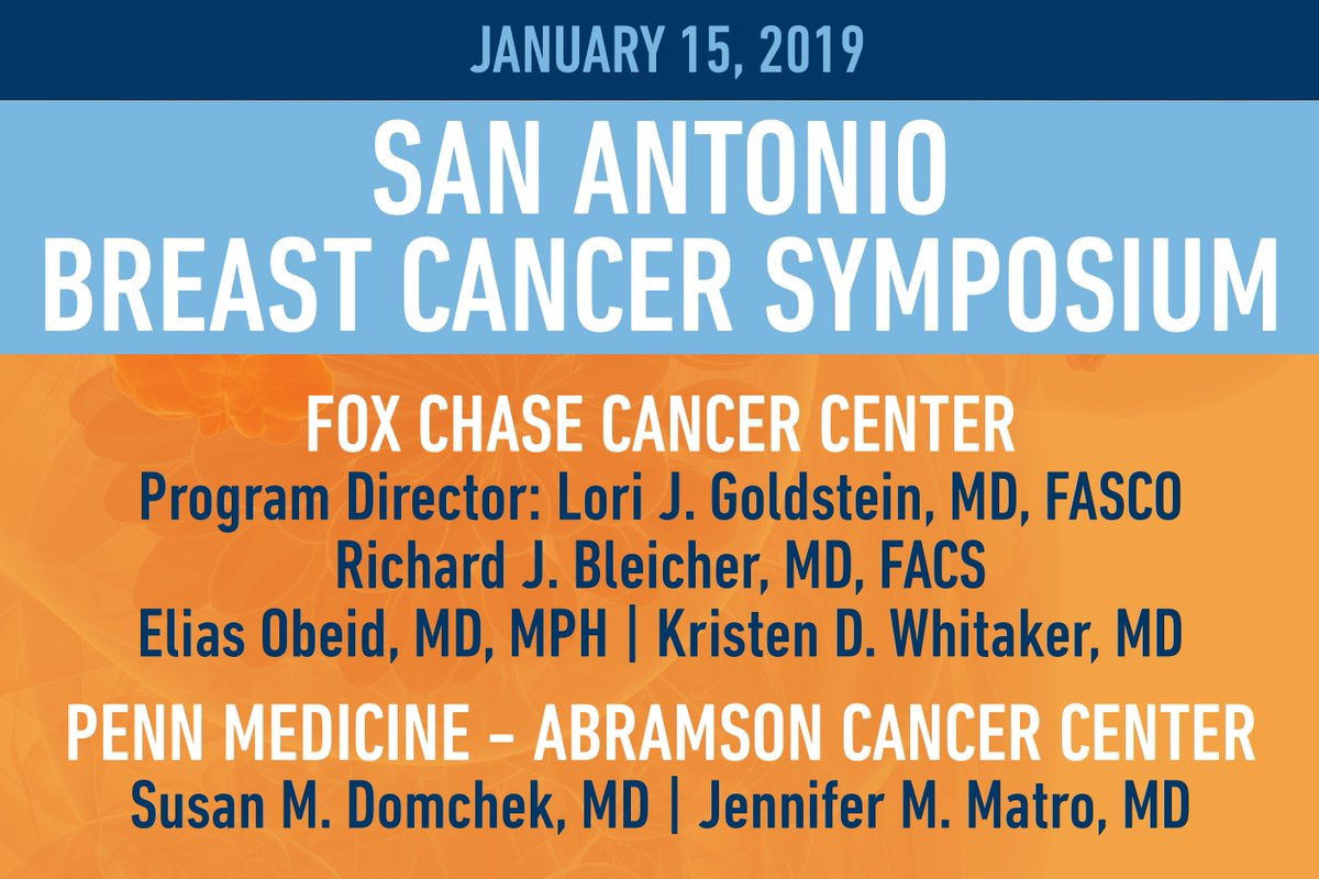 Fox Chase Cancer Center on Twitter:
