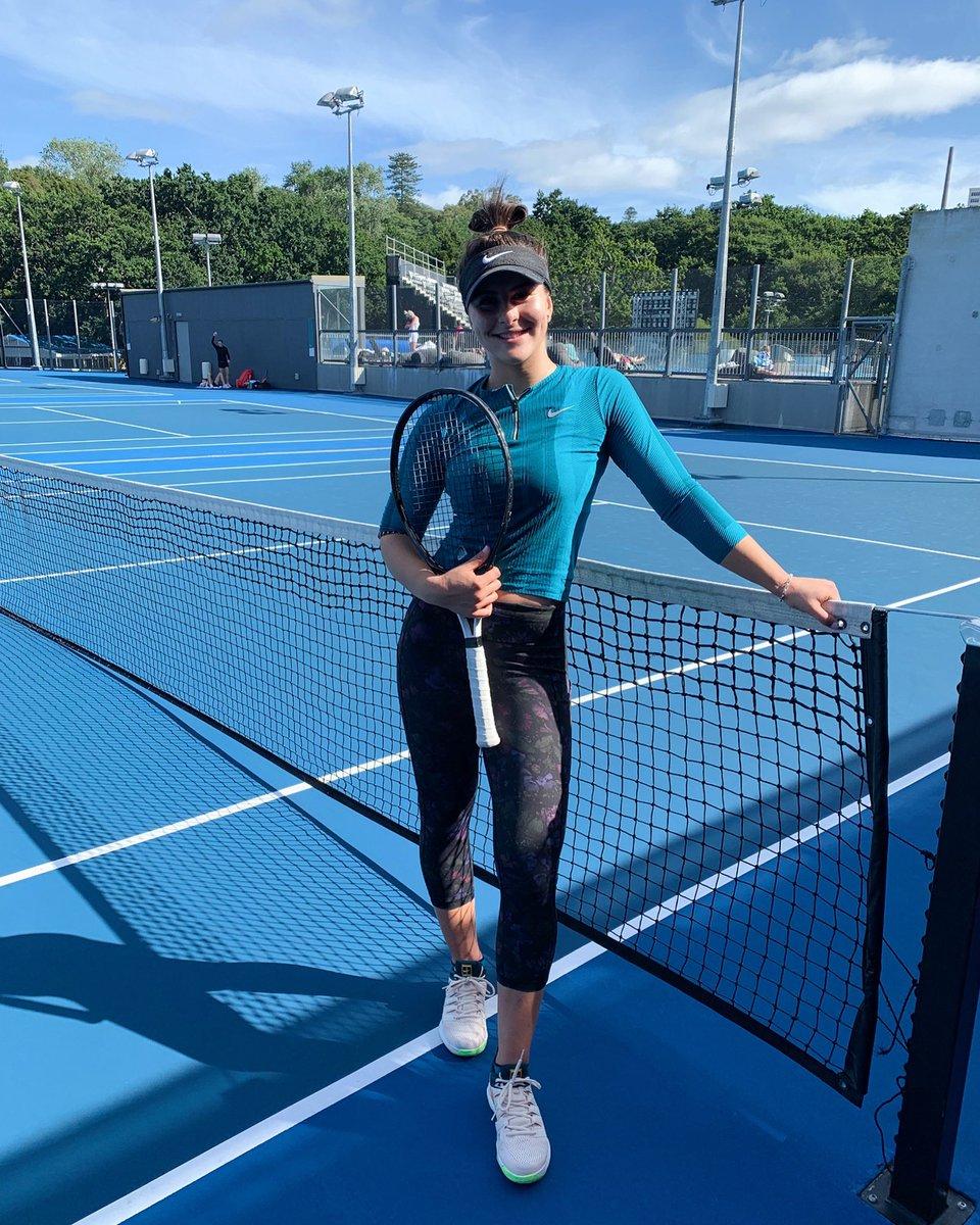 WTA AUCKLAND 2019 Dvcxx3nUUAAvTzC