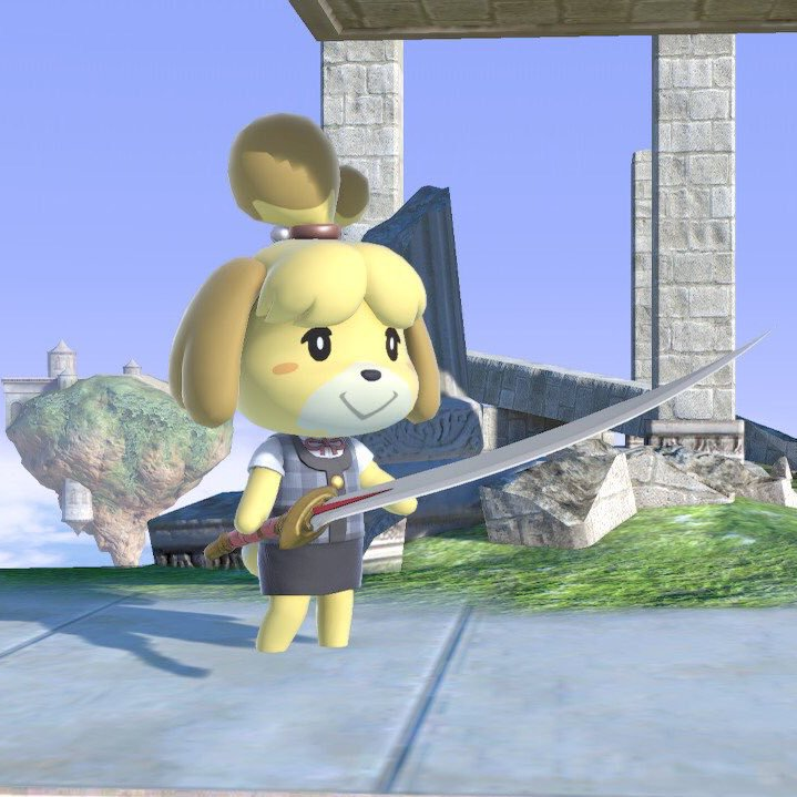 Leah Genesis 6 On Twitter Isabelle Has Been Casually Beating My