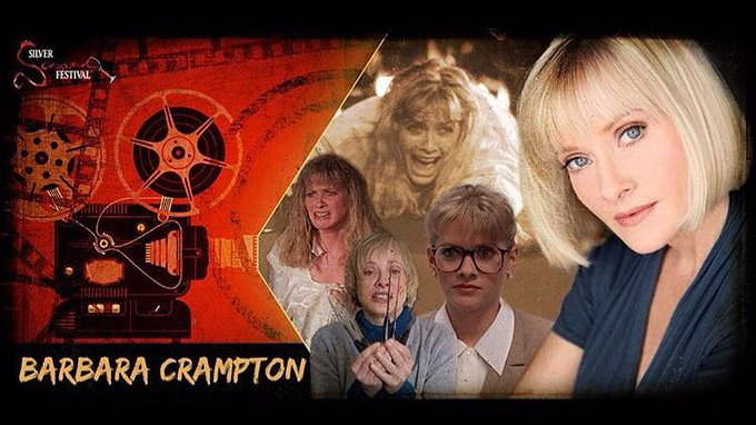 Happy birthday to  What s your favorite film with Barbara Crampton?