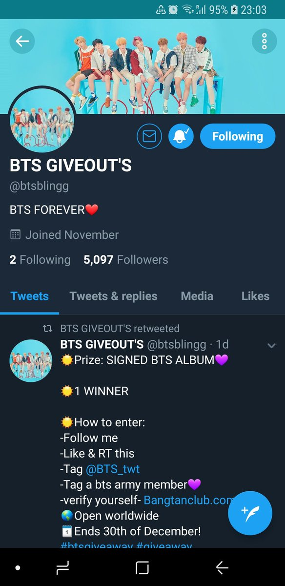 BTS GIVEOUT'S on Twitter: