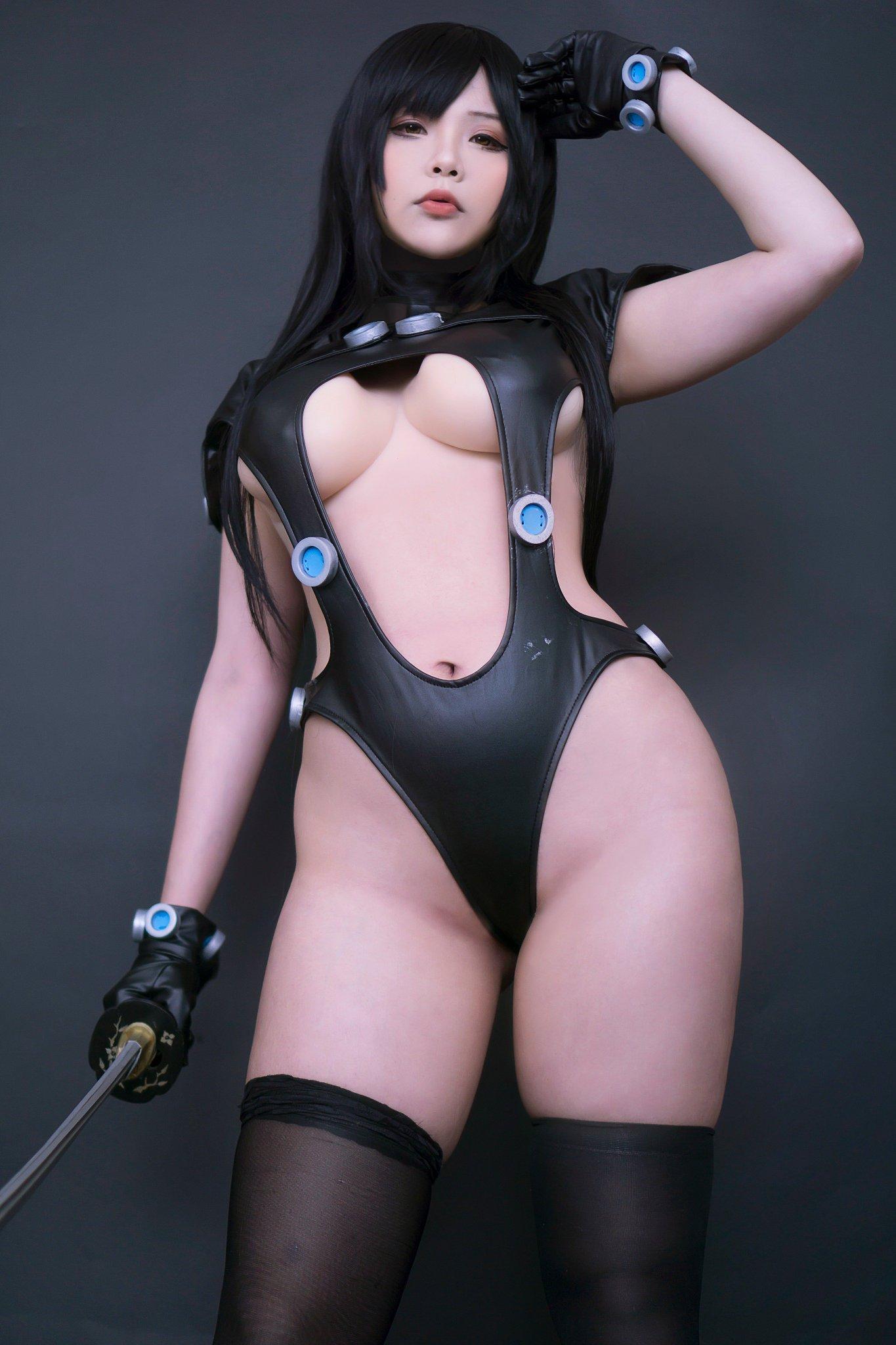 Hana Bunny Reika Shimohira Cosplay