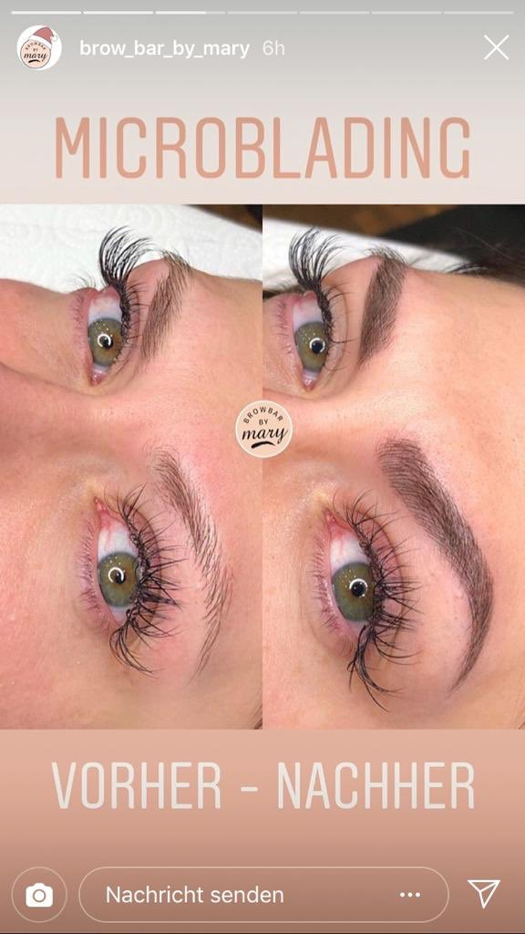Brow bar by mary