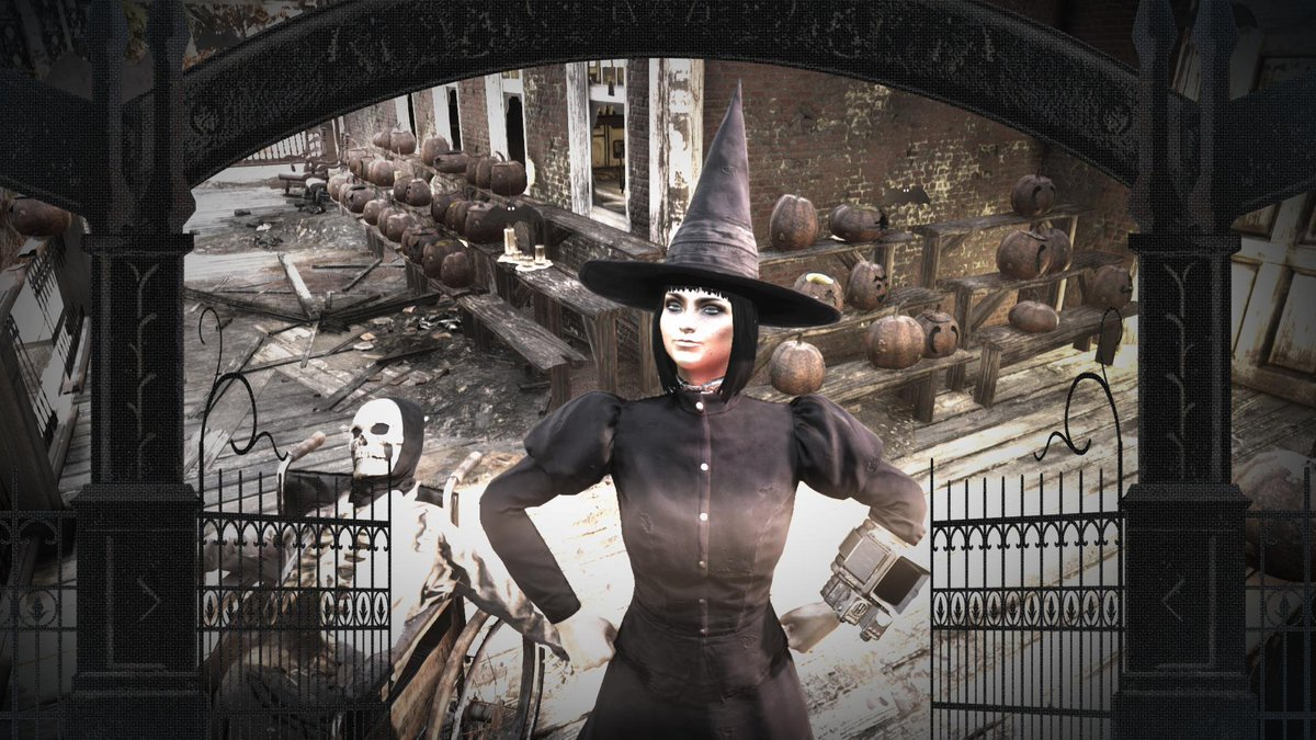 Halloween Costume Witch Fallout 76 ✓ All About Costumes