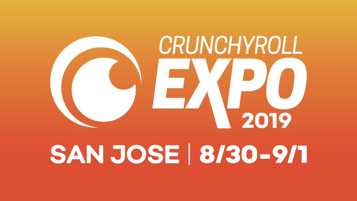 Crunchyroll Expo on Twitter: