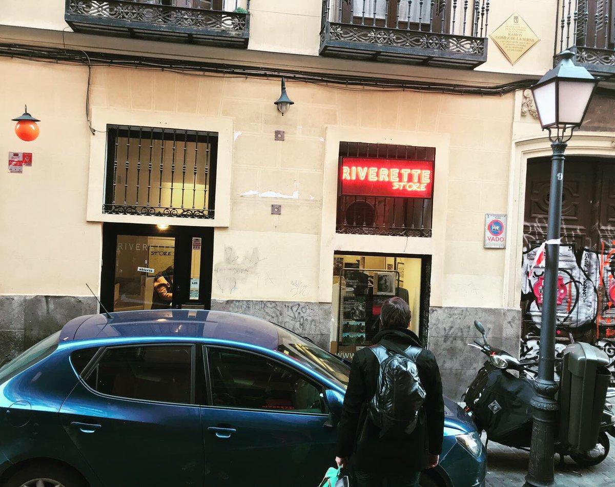 Madrid Based 9?