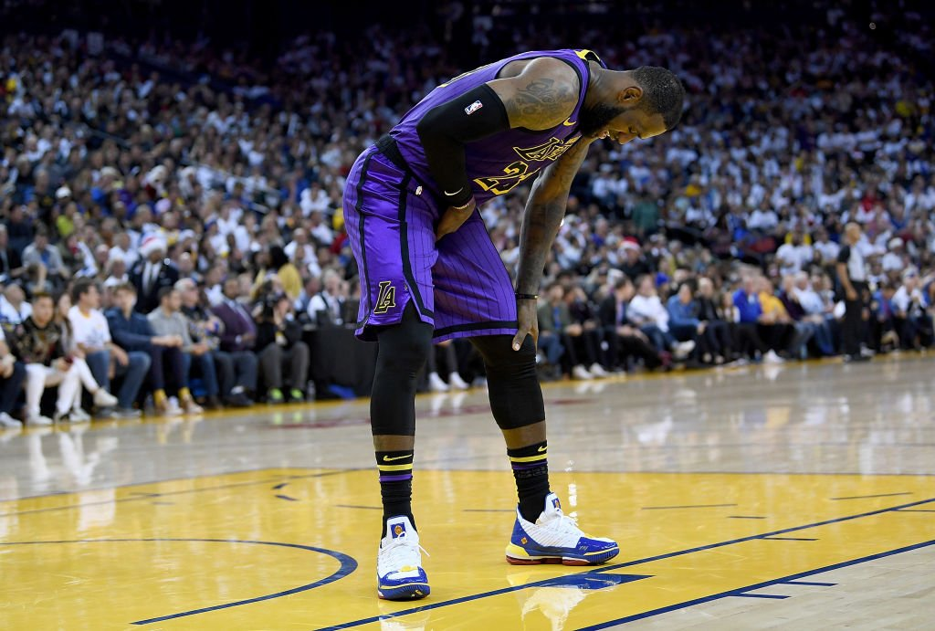 Sin LeBron, los Lakers volvieron a ganar