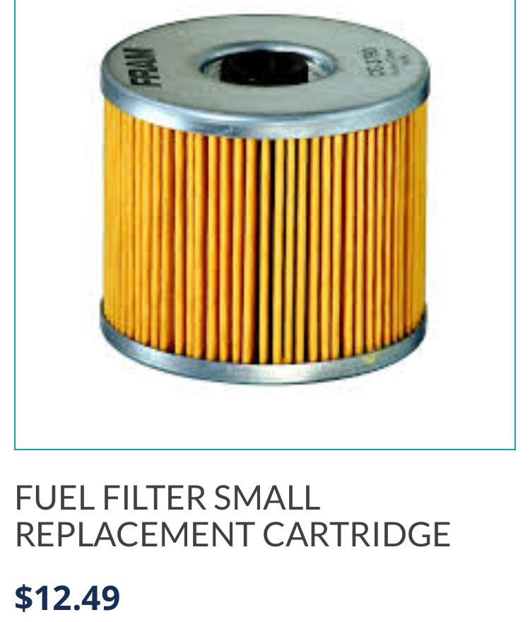 Pck Hood Filters Parts On Twitter This Rugged Premium Fuel