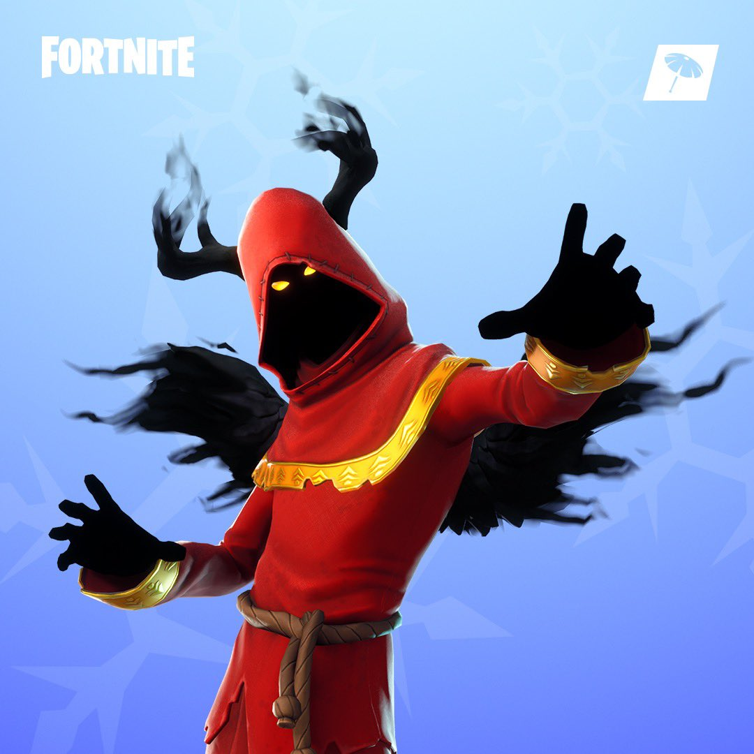 """Fortnite On Twitter: """"See No Evil. The New Cloaked Shadow"""