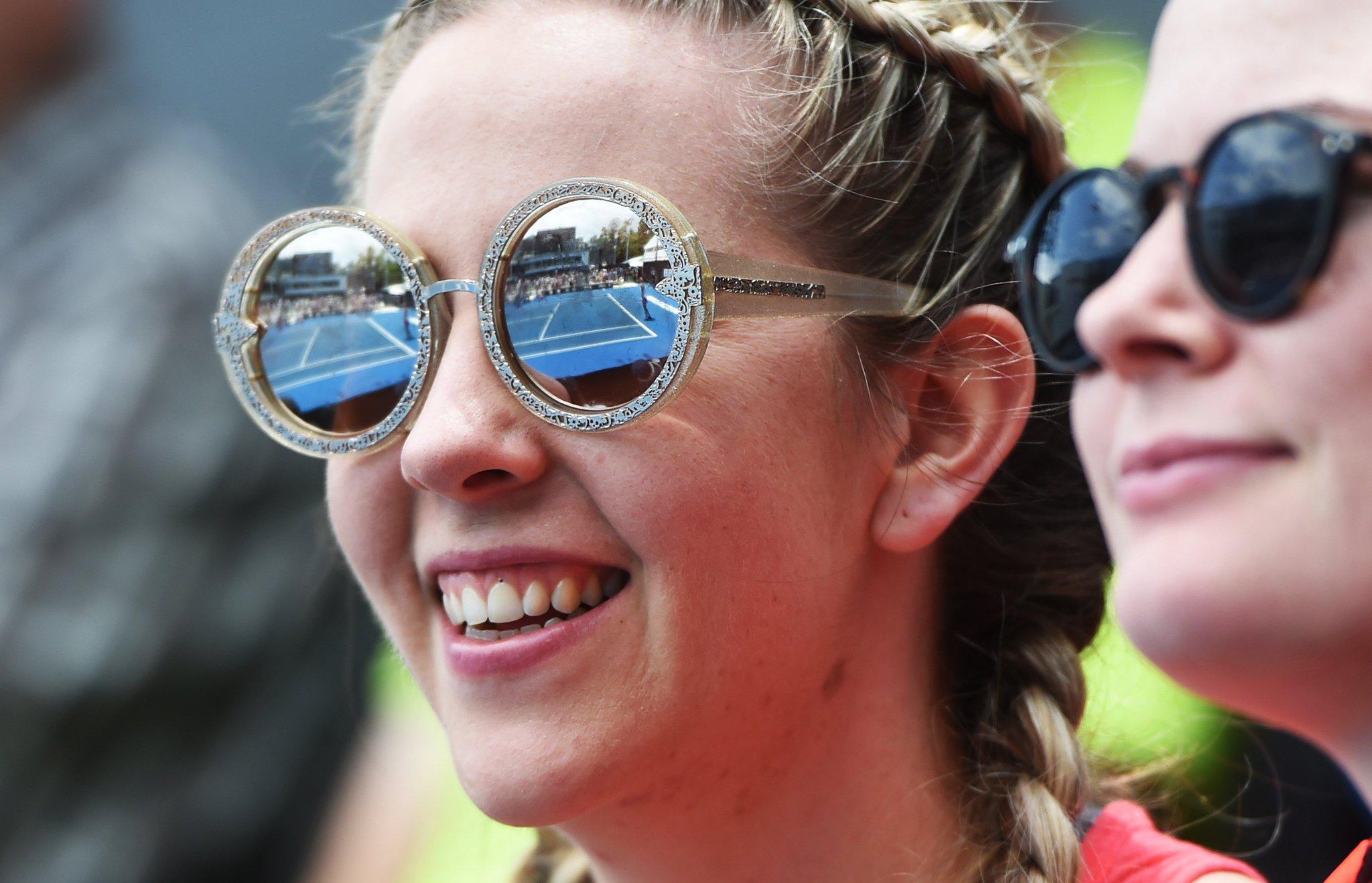 WTA AUCKLAND 2019 - Page 2 DvdrGiMWkAEU8nQ