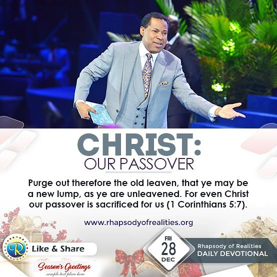 The destroyer shall not come to your house. It doesn't matter in whatever way or form he comes to destroy; whether he comes with poverty, disease or infirmity of any kind, you're shielded, because you're in Christ. Hallelujah!