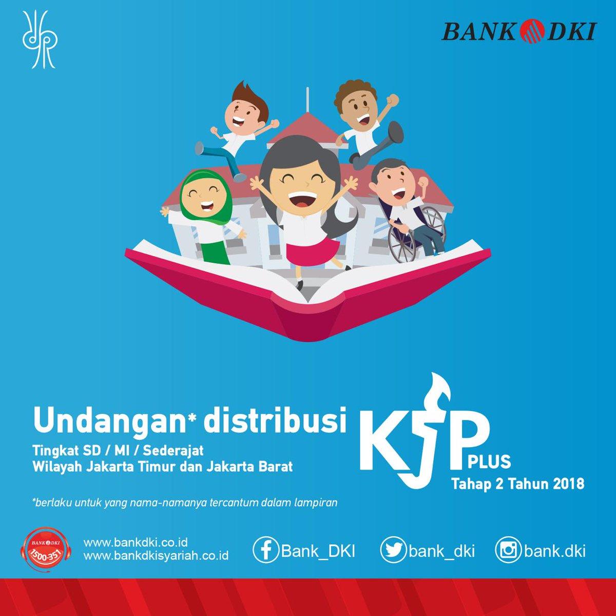 Pemprov Dki Jakarta On Twitter Pemberitahuan Kepada Orang Tua Wali Siswa Sd Mi Sederajat Penerima Baru Kjp Plus Tahap Ii 2018 Wilayah Jakarta Timur Jakarta Barat Diharap Hadir Ke Undangan Pengambilan Kartu Kjp Plus Segera