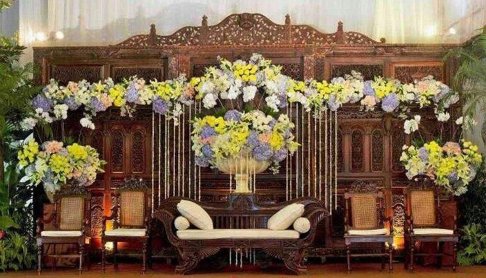 Pernikahan Cikarang Bekasi در توییتر Gebyok Pelaminan Kayu