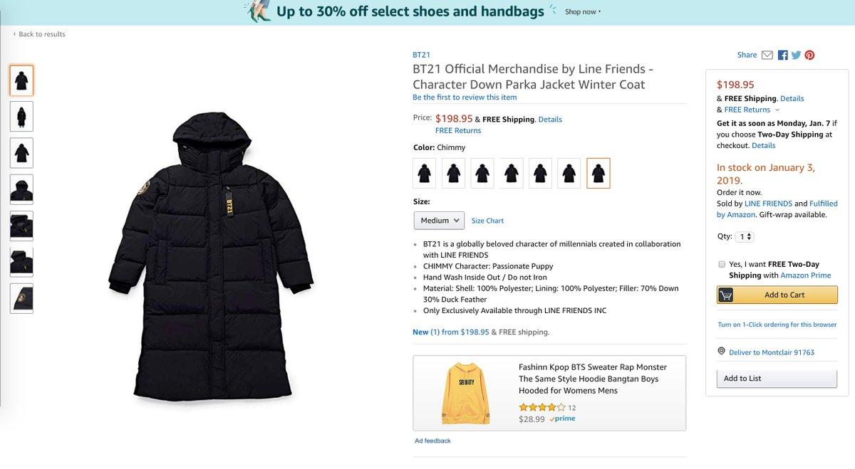 01cf4932a https://www.amazon.com/BT21-Official-Merchandise-Line-Friends/dp/B07KRRGCSG/ref=sr_1_57?m=AECDY7EKDNMSR&s=merchant-items&ie=UTF8&qid=1545974998&sr=1-  ...