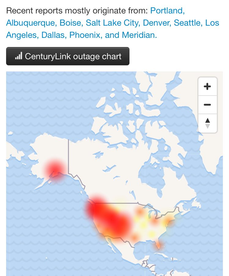 Bell Outage Map Toronto