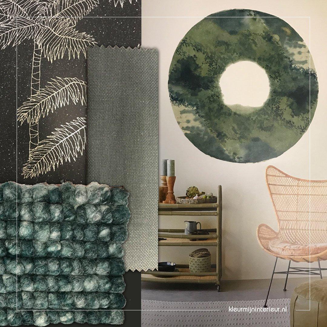 kleurmijninterieur eindhoven behangbeleving wooninspiratie behang interieurstyling eijffinger enso gordijnen wallpaper