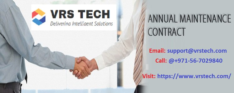 Secure your operations the smart way with our #annualmaintenancecontract program. Vrs TechDubai make your job gets easier with our #ITAMCservices. call @ +971-56-7029840. #ComputerAMCServices #AMCForComputerHardware  Get in tuch: https://www.vrstech.com/annual-maintenance-contract-solutions.html …pic.twitter.com/RoavhD8VOf