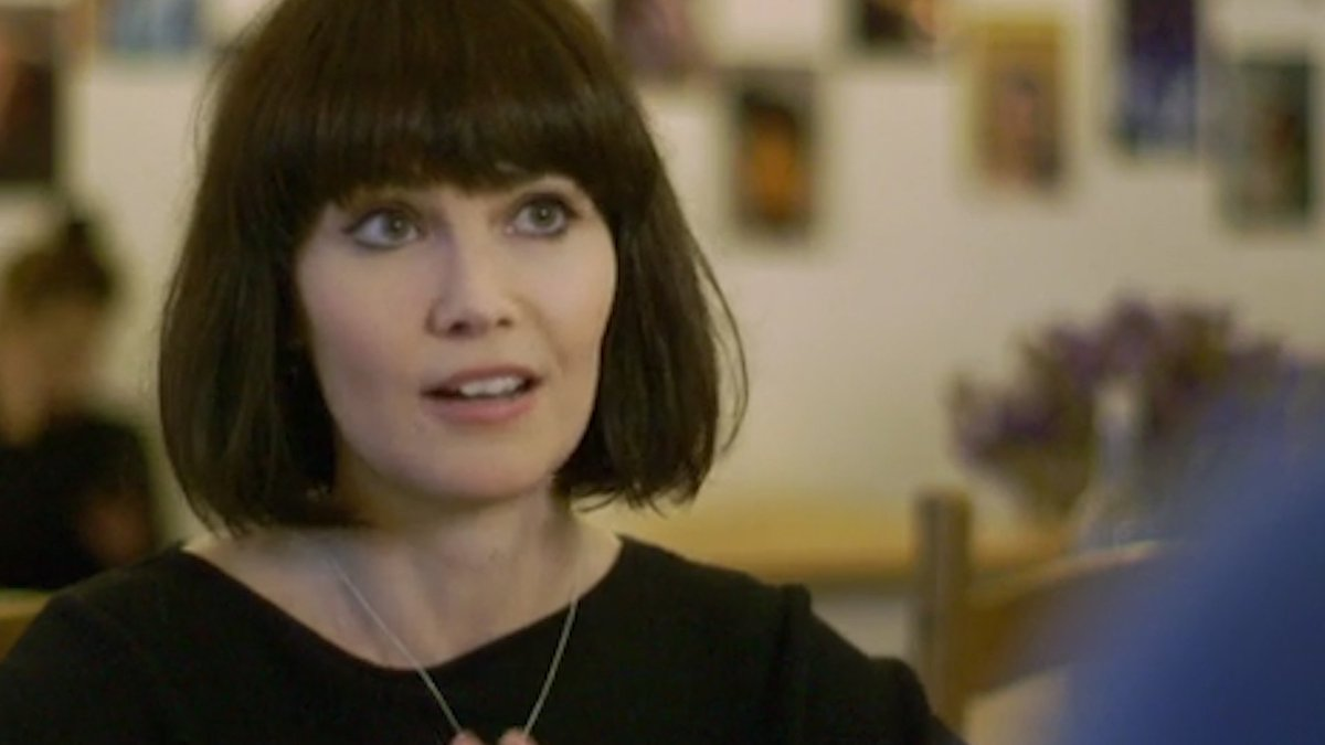 'There are more people like me out there than the militant vegans. I 100% guarantee.' -Aine Carlin, Food Writer @Channel4 #Dispatches