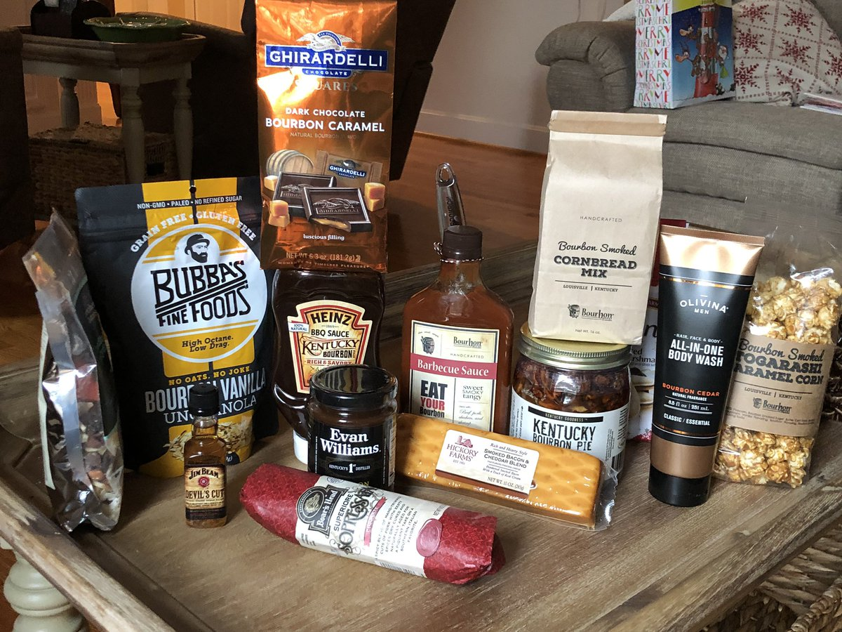 "I told my family to get me ""consumable"" gifts instead of ""things"" for Christmas. Surely, they knew I meant ""bourbon"" right? Unfortunately, they thought I ..."