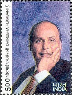 Inspiration of many MR. dhirubhai ambani Wishing you a very happy birthday sir