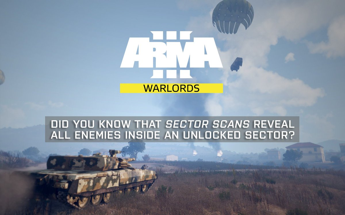 """Arma 3 Server View Distance arma 3 on twitter: """"did you know that requesting a sector"""