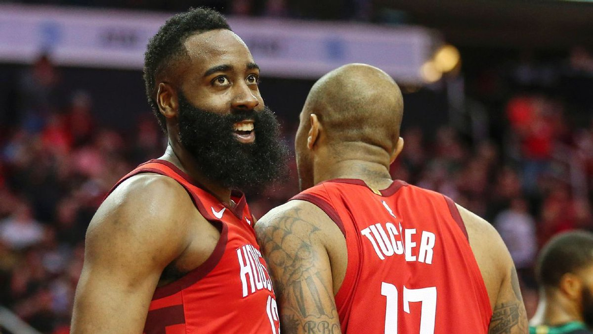 3e83fa8019d7 Harden after 45-point night  MVP coming back ...