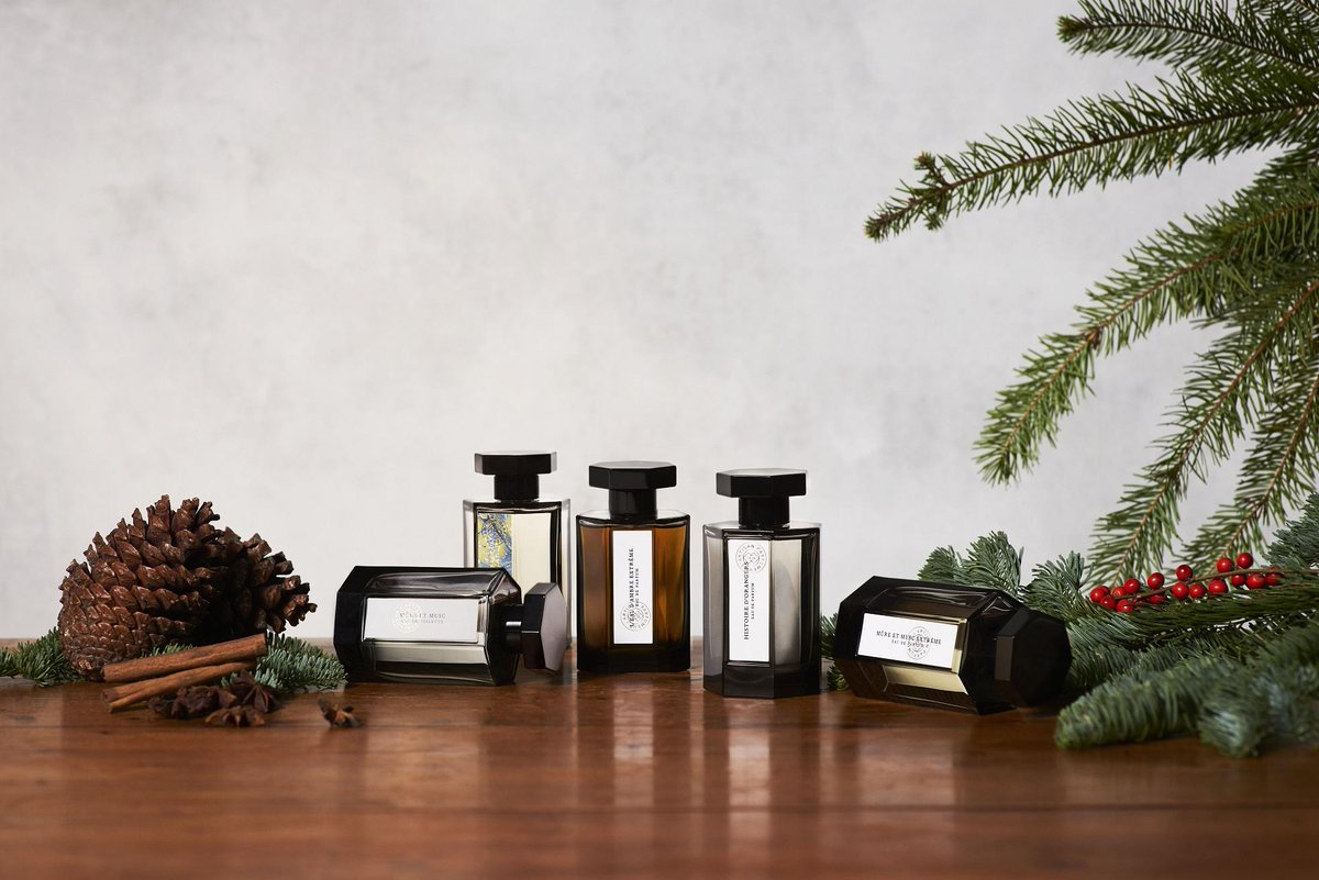 What L'Artisan Parfumeur treasures did you find under your tree this year? https://t.co/rjPZLWGb1h