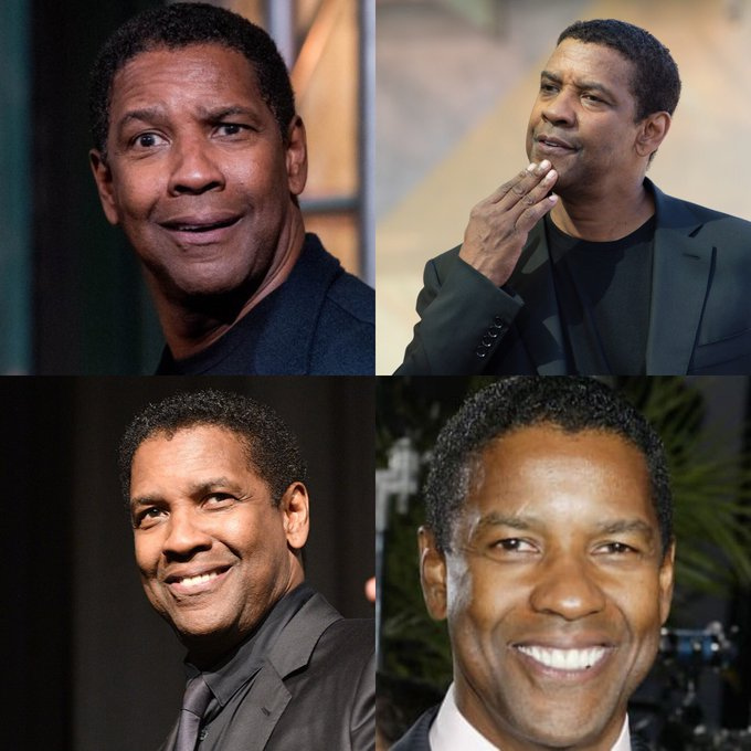 Happy 64 birthday to Denzel Washington. Hope that he has a wonderful birthday.