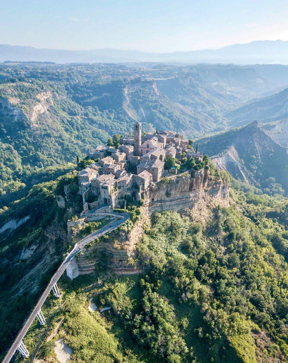 Roberto Fedi On Twitter Civita Di Bagnoregio Province Of