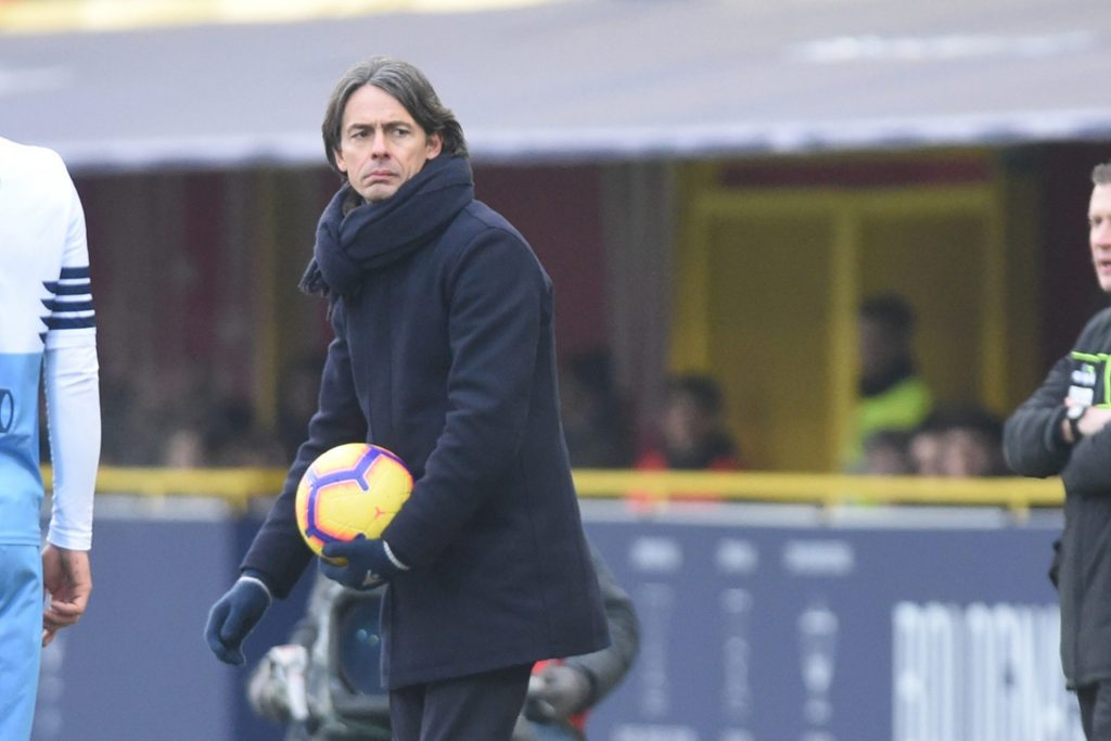 "#Inzaghi: ""@en_sscnapoli are a strong side even with players missing. We have to try to play our game and bring home the points. We can't go there thinking we've already lost.""   #NapoliBologna #WeAreOne 🔴🔵"