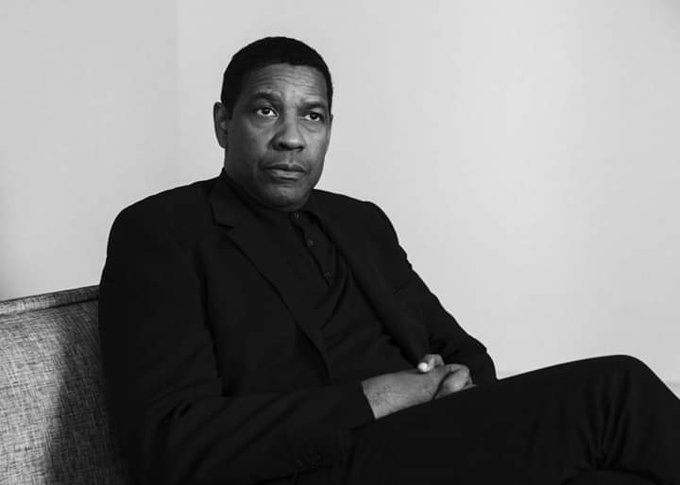 Happy birthday to one of my favourite actors, Denzel Washington