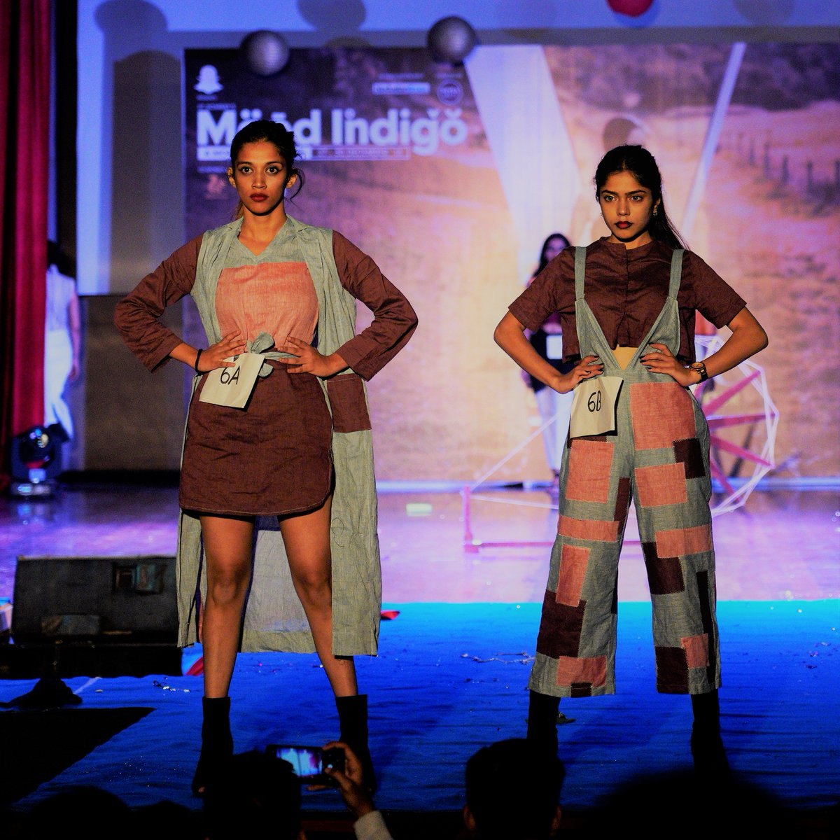Khadi India On Twitter Khadi Embraced Aspiring Designers And Models From Across The Country Who Brought Meaning To The Theme Reverie To Reality At The Vogue Fashion Design Competition Held At Iitb Moodi