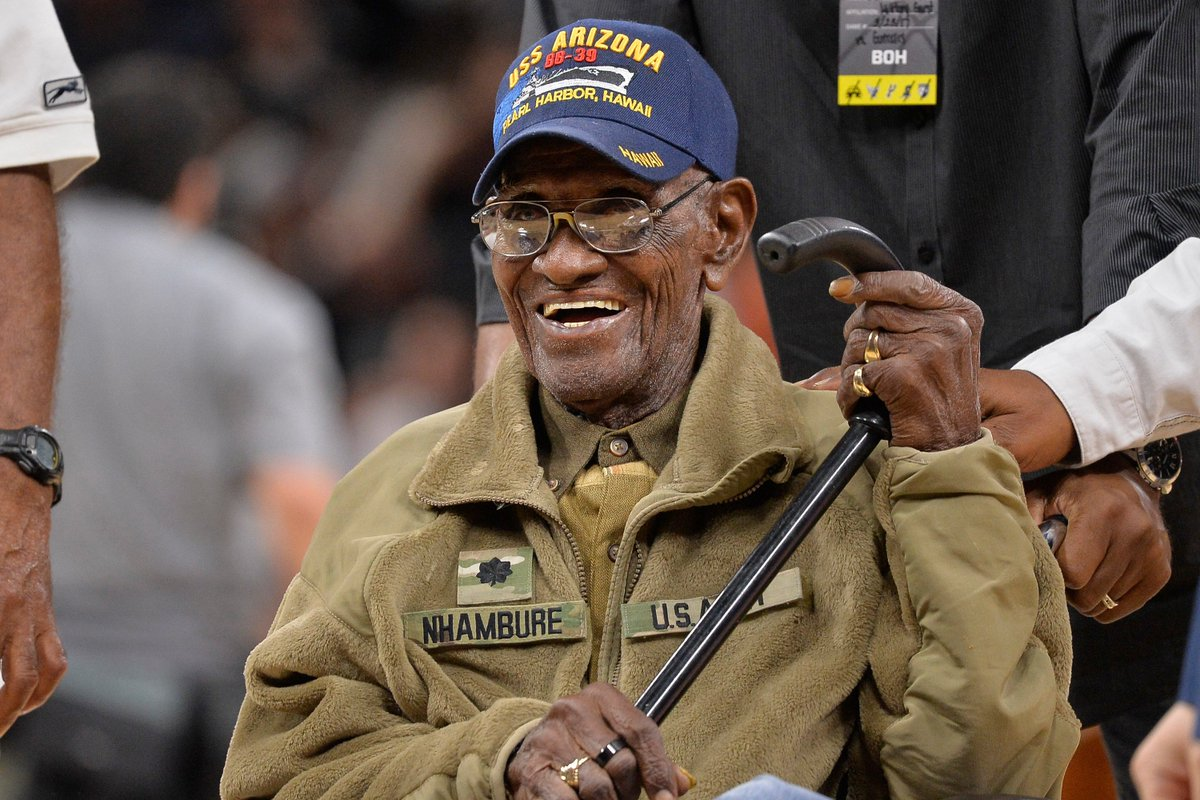 Today we mourn not just a hero, but a legend.  The oldest American World War II Veteran, Richard Arvin Overton, died at the age of 112 Thursday afternoon.  May you rest in peace Sir.
