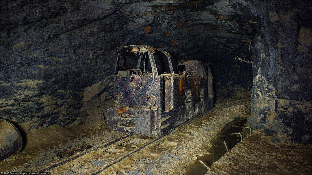 зеленый фото подземных электровозов природе данный