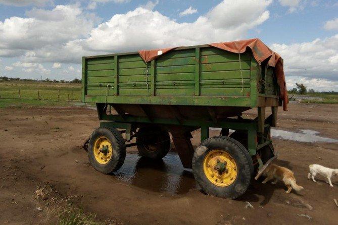 #Gral.Pico | La Brigada de Investigaciones recuperó una tolva que había sido sustraída de la planta de Cargill