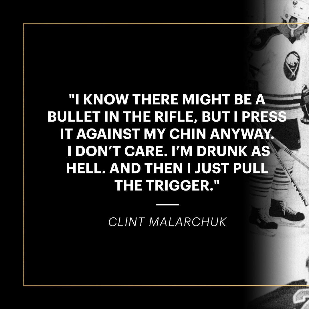 The Players Tribune On Twitter 29 Years Ago Clint Malarchuk