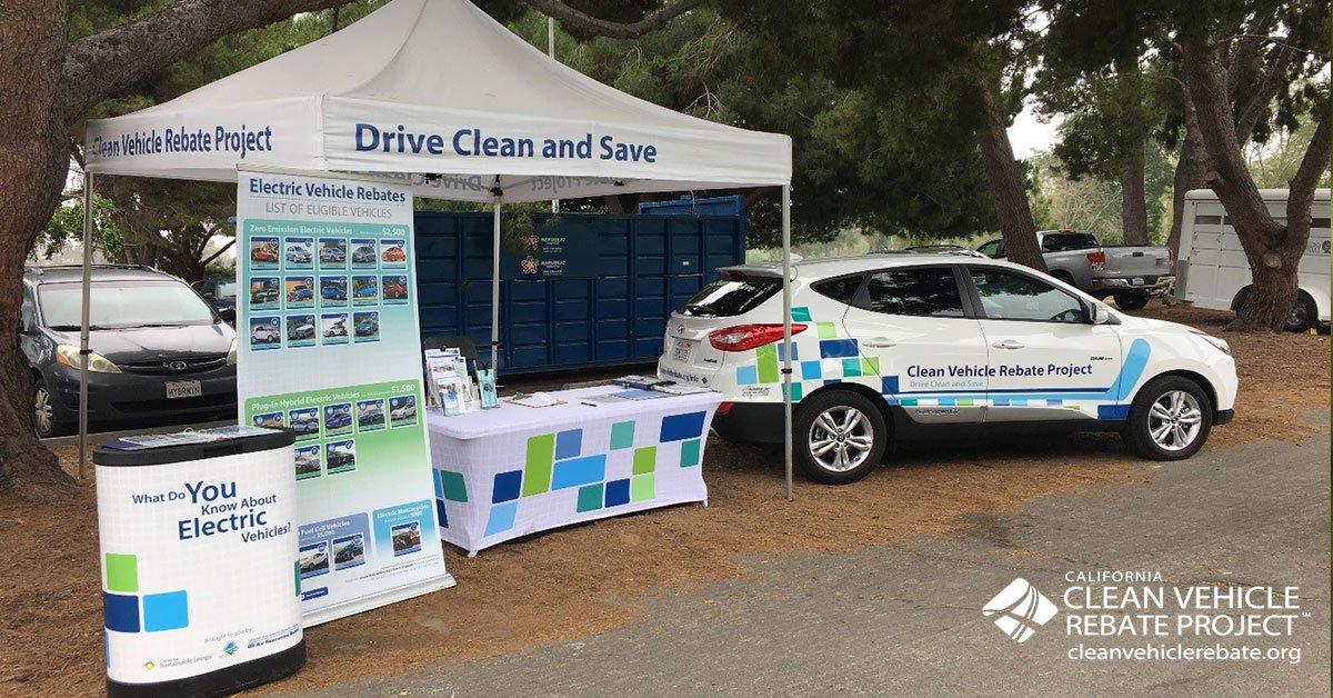 Clean Vehicle Rebate >> Clean Vehicle Rebate On Twitter As We Wind Down From 2018