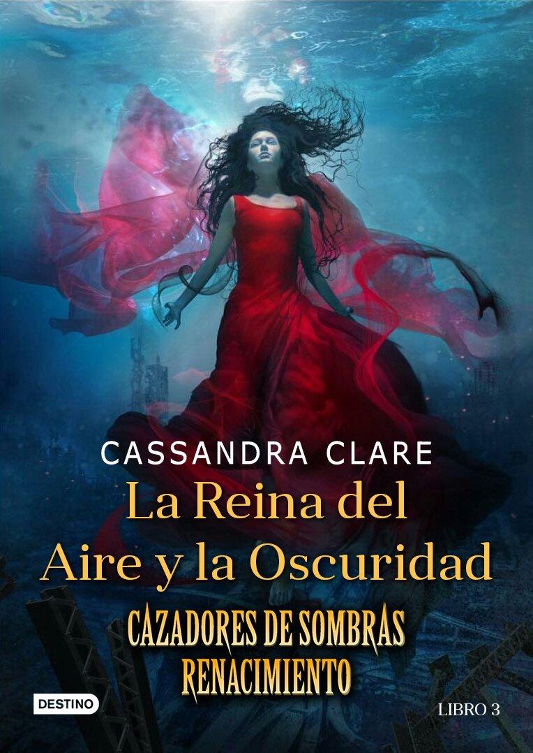 ... REINA DEL AIRE Y LA OSCURIDAD'' Saldrá el 1 de abril del 2019 (en  España) y tendrá 890 páginas!! PORTADA Y SINOPSIS AQUÍ Cuidado con la  sinopsis porque ...