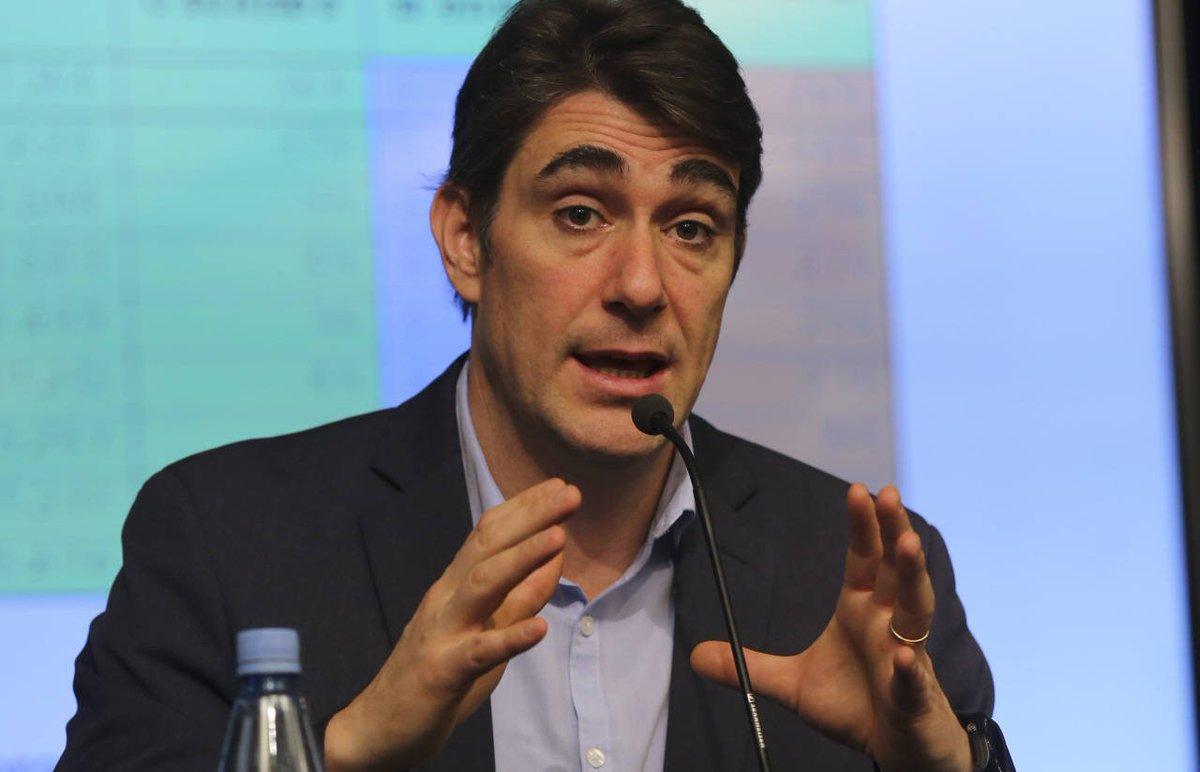 Renunció Javier Iguacel a la Secretaría de Energía