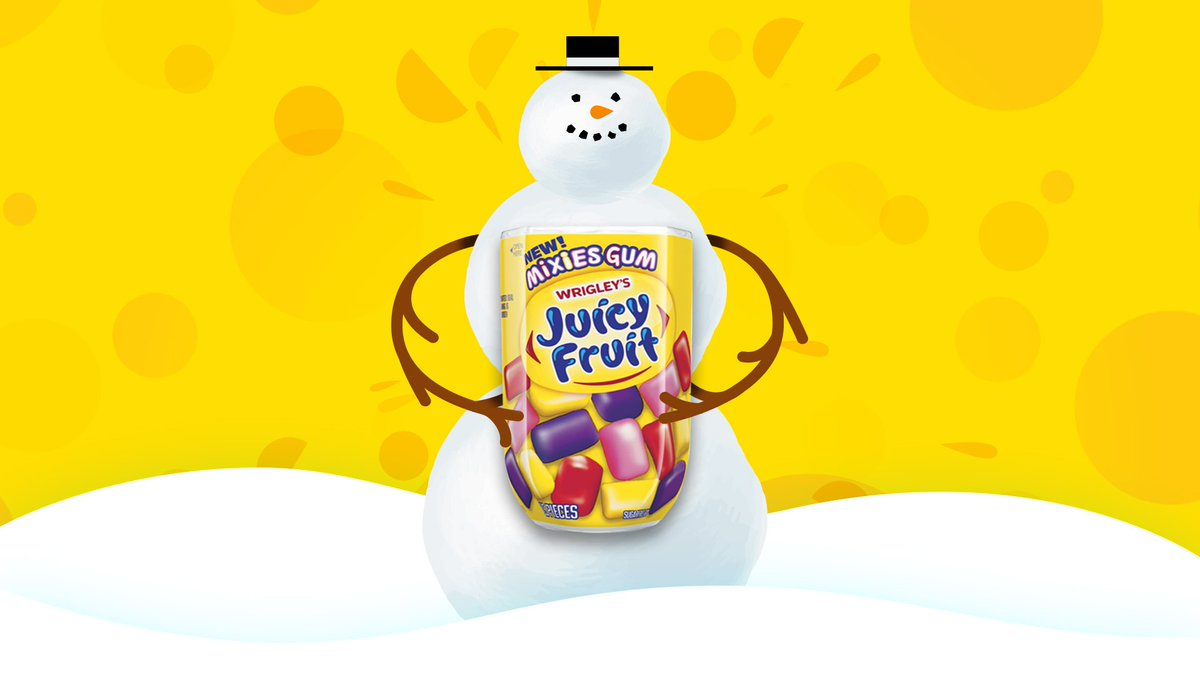 Everyone wants to get their hands *or sticks* on a bottle of Mixies! ⛄ https://t.co/WBnmZyfskR