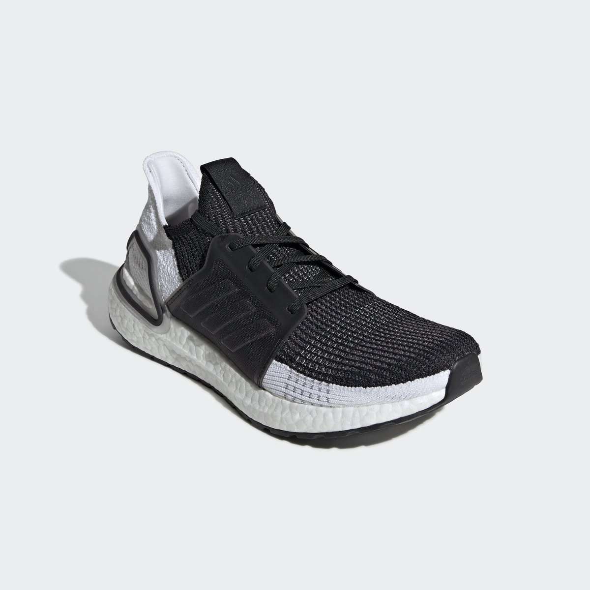 "d90c68170eb Official Look at the adidas Ultra Boost 19 ""Black White"" releasing early  next yearpic.twitter.com orZBj3AXh9"