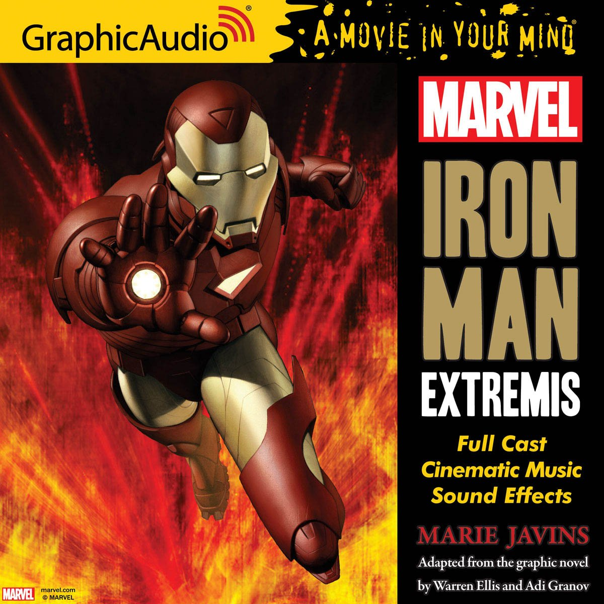 60% off with coupon: LASTCALL https://www.graphicaudio.net/iron-man-extremis.html  …pic.twitter.com/mlm3fSnaXM