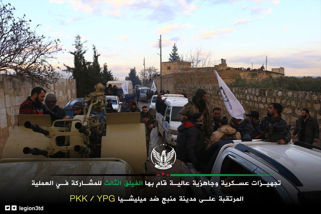 قوات سوريا الديمقراطيه ( قسد ) .......نظرة عسكريه .......ومستقبليه  - صفحة 4 DvhjrJAWwAADGAE