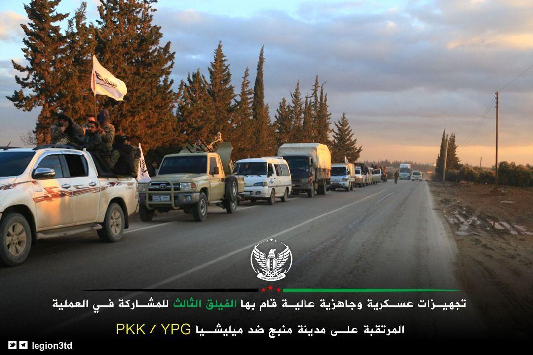 قوات سوريا الديمقراطيه ( قسد ) .......نظرة عسكريه .......ومستقبليه  - صفحة 4 Dvhjs0jWwAIC7Kq