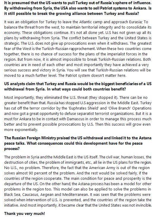 Ali özkök علي أزكوك On Twitter Here Is The English Translation