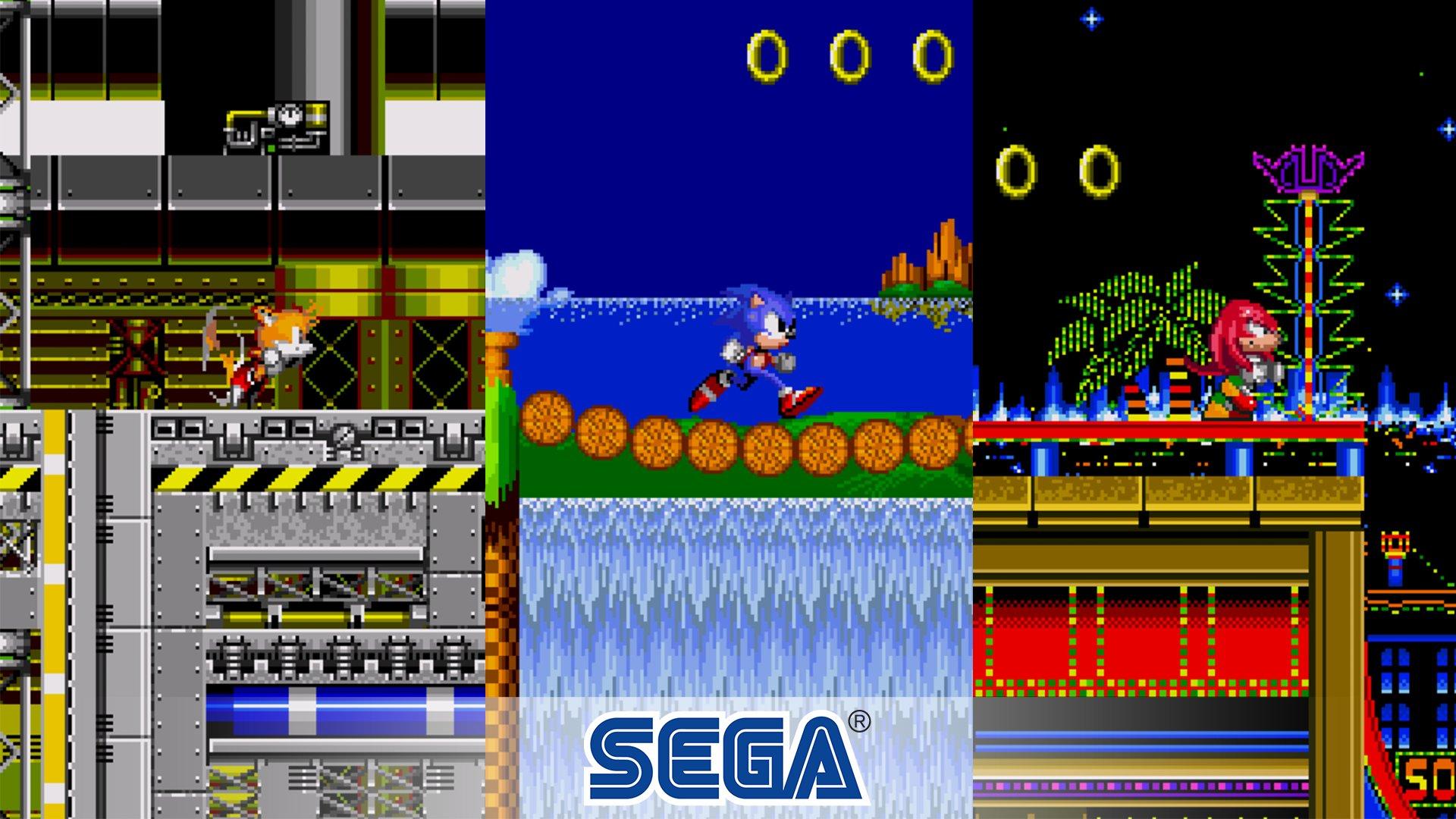 Sonic 1 & 2