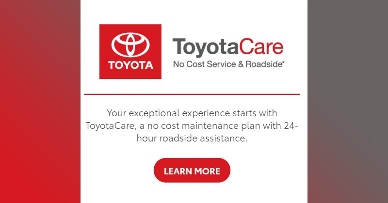 Toyotacare Roadside Assistance Number >> Classic Toyota On Twitter As A Part Of The Toyota Family